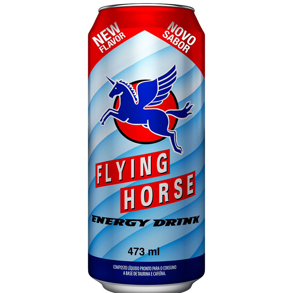 ENERGÉTICO FLYING HORSE - 473ML